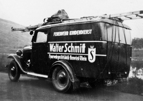Walter Schmitt | Feuerwehr Kundendienst - Feuerwehrgerätefabrik Neuwied Rhein