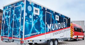 Tour | Mundus Einsatzstellenhygiene-Anhänger