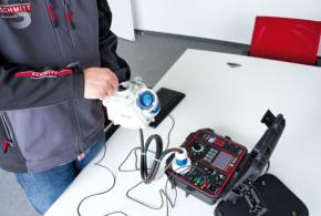 Prüfung elektrischer Betriebsmittel durch einen zertifizierten Servicetechniker