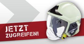 Aktionsverlängerung MSA Feuerwehrhelm F1 XF