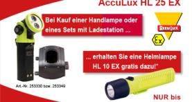 gfd Aktion AccuLux HL 25 EX