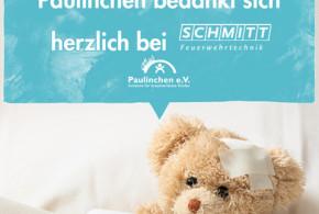 gfd_spende_paulinchen_banner_schmitt