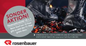 Aktion Rosenbauer Stiefel