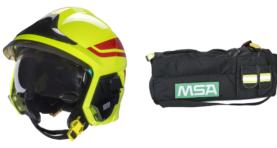 MSA Aktionen Personenrettung + Helme