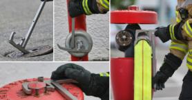 Mit dem 4in1 Hydrantentool jetzt alle Hydranten ganz einfach bedienen
