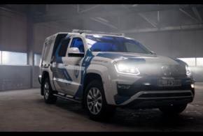 Das Safety Car inkl. des gesamten Dräger Produktportfolio ist auf Roadshow in Neuwied.